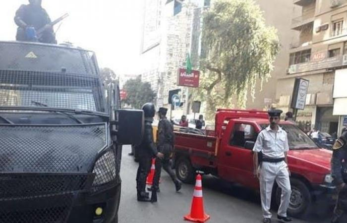 مصر   مصر.. عقار مائل يثير الذعر منذ 22 عاماً