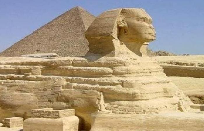 مصر   مومياء لحيوان غريب في مصر.. هل لها علاقة بأبو الهول؟