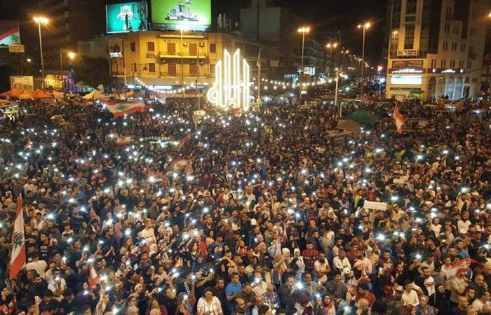 """""""أحد الإصرار"""" في طرابلس: لا عودة إلى الوراء"""