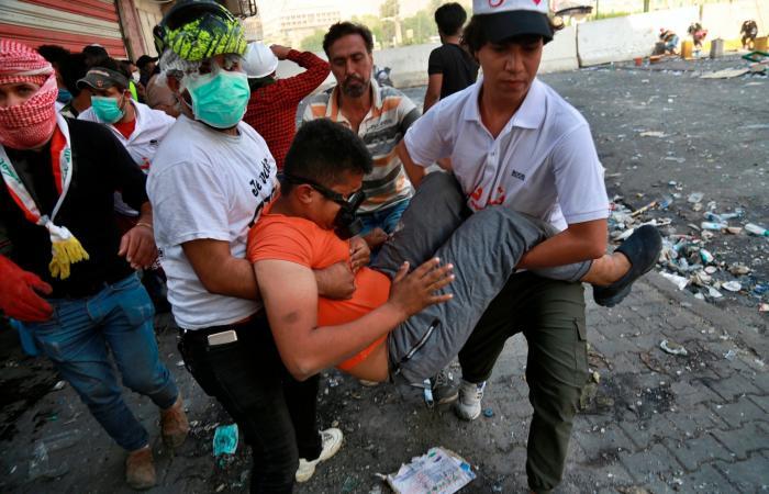 العراق | العراق.. سقوط 4 قتلى واعتقالات تعسفية في الناصرية