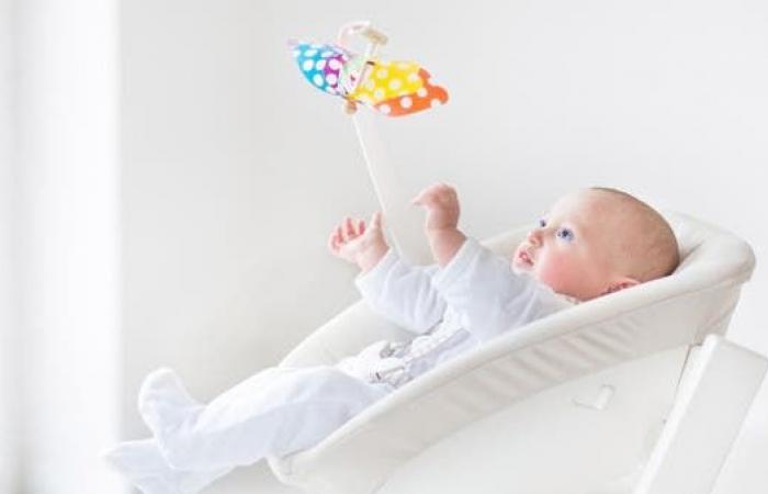 تحذير ... المهد الهزاز خطر على حياة الأطفال الرضع