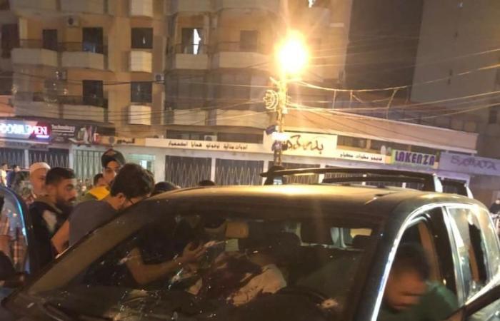 بالصور والفيديو: قتيل وجريحان في إشكال عائلي في أبي سمراء