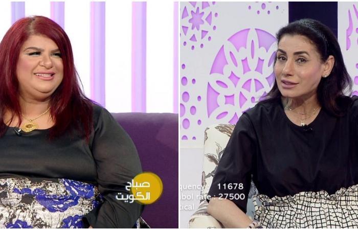 """مُذيعة تدافع عن فنانة كويتية """"سمينة"""" تعرضت للتنمر بوصفها بـ""""دبة""""!"""