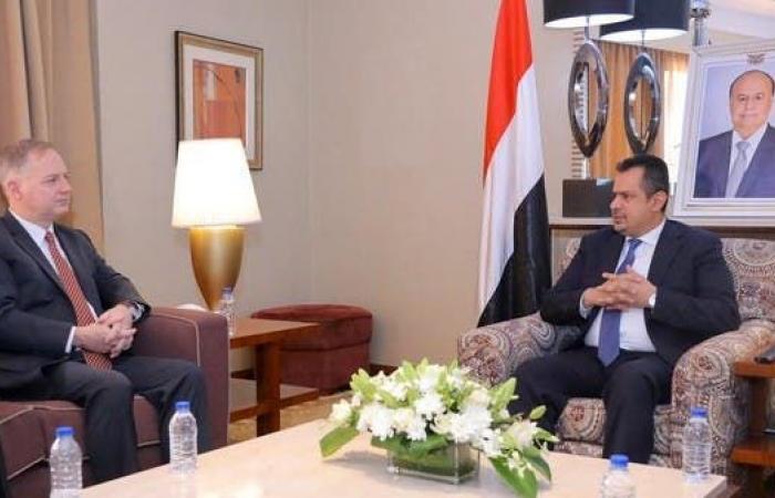 اليمن | رئيس وزراء اليمن: دعم إيران للحوثي يتطلب موقفا دوليا حازما