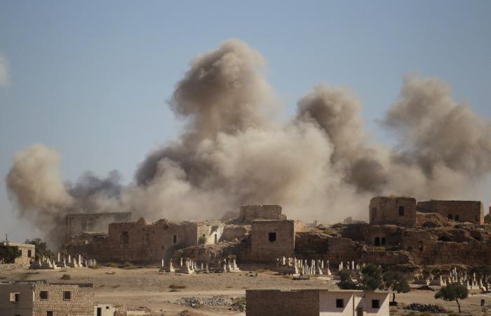 سوريا | آثار سوريا المنهوبة للواجهة.. وفصائل تركيا تتدرب بمعبد