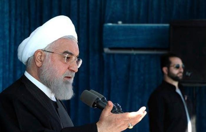 إيران | روحاني يقر بتدهور اقتصاد إيران.. ويلوح بزيادة الضرائب