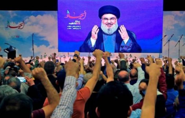 نصرالله يتوعّد بضم لبنان إلى اليمن وسوريا وإيران