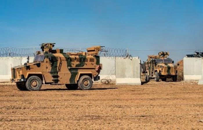 سوريا | دورية تركية تطلق النار على مدنيين في ريف عين العرب وتصيب 9