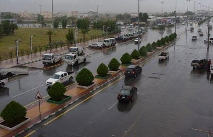 الخليح | السعودية.. سحب رعدية ممطرة في مناطق عدة
