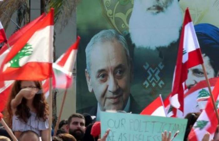 """""""مجاهدو"""" حركة أمل يلاحقون الخونة والجاحدين المنضوين بالثورة"""