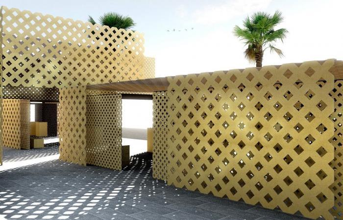 """بالصور.. """"دبي للتصميم"""" متحف مفتوح على التراث والفنون"""