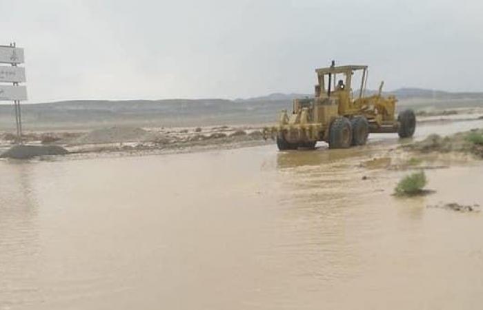 مصر | تأهب في مصر.. طوارئ وفرق إنقاذ في وجه السيول