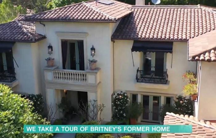 قصر بريتني سبيرز السابق للبيع بـ7.5 مليون دولار.. هل يستحق المبلغ؟
