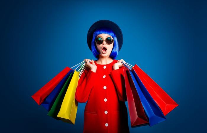 """مفاجأة.. إدمان التسوق """"مرض عقلي"""""""