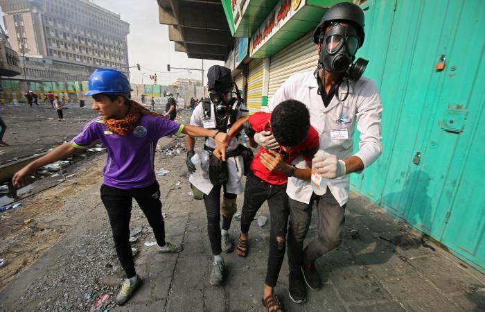 العراق | الصدر يدعو لإضراب عام طوعي في العراق