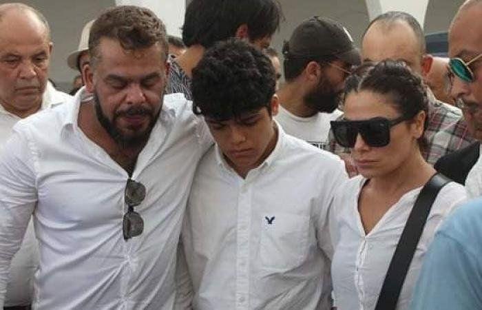 صبا مبارك تقطعُ عزلتها بعد وفاة طليقها.. وهذا ما قالته!