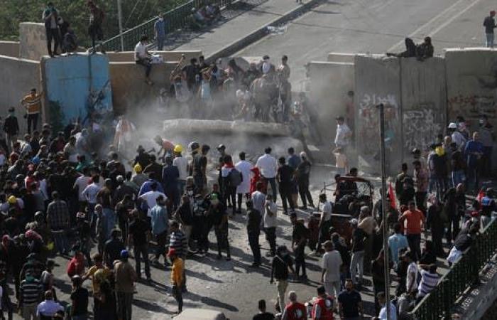 العراق | واشنطن تهدد بعقاب المسؤولين عن قتل المحتجين العراقيين