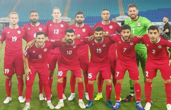 مبارة لبنان وكوريا الشمالية من دون جمهور!