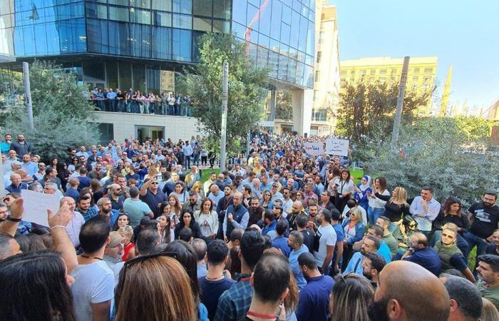 موظفو الشركات المشغلة للخلوي يعلقون إضرابهم