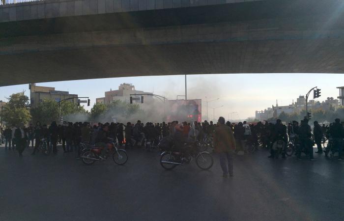 إيران   الأمم المتحدة: تقارير عن عشرات القتلى ووضع مقلق بإيران