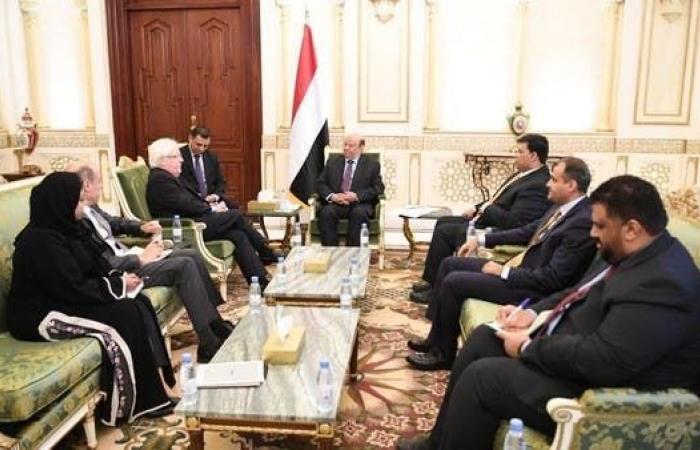 اليمن   غريفثس: توقيع اتفاق الرياض خطوة مهمة لاستقرار اليمن