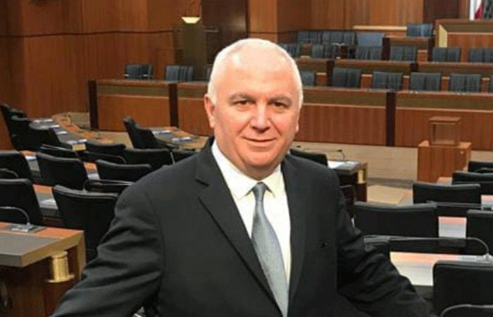 ضاهر: أتمنى على الرئيس بري الغاء الجلسة التشريعية