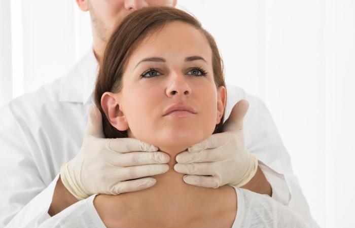 داء هاشيموتو أو التهاب الدرق لهاشيموتو