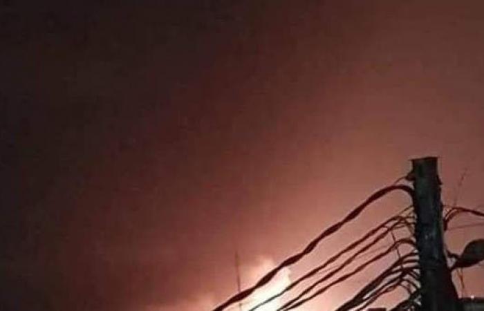 سوريا | دفاعات دمشق تتصدى لصواريخ مقاتلات إسرائيلية