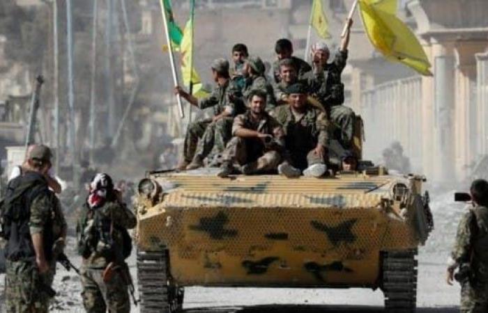 سوريا   هجوم لقسد على صوامع شركراك لاستعادتها من فصائل تركيا