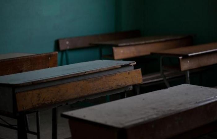 اقفال المدارس الرسمية والخاصة في الجومة