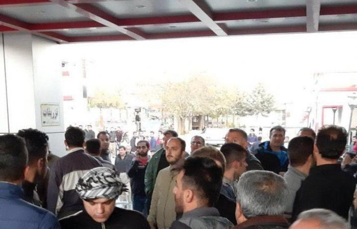إيران   احتجاجات إيران مستمرة وسط استهداف رموز النظام