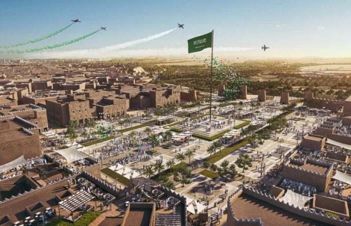 """الخليح   السعودية.. """"بوابة الدرعية"""" مشروع سياحي بـ64 مليار ريال"""