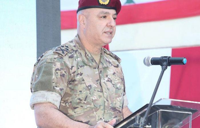 قائد الجيش للعسكريين: لا تسمحوا للتجاذبات السياسية أن تثنيكم عن أداء مهامكم
