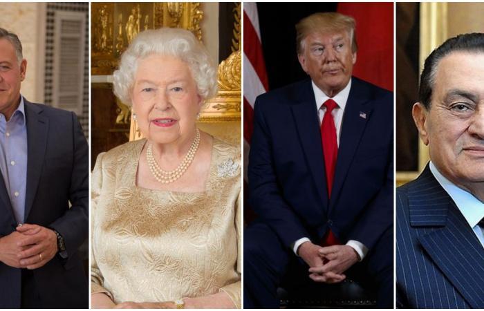 ملوك وأمراء ورؤساء مثّلوا في أفلام عالمية.. شاهدي أدوارهم!