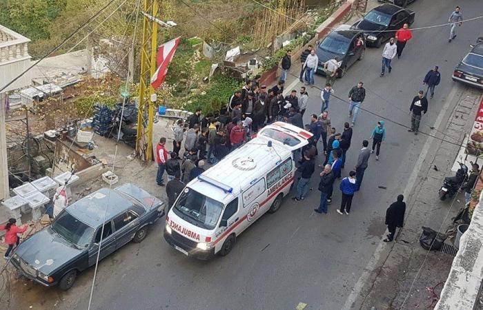 جريح في حادث سير على طريق عام سير الضنية