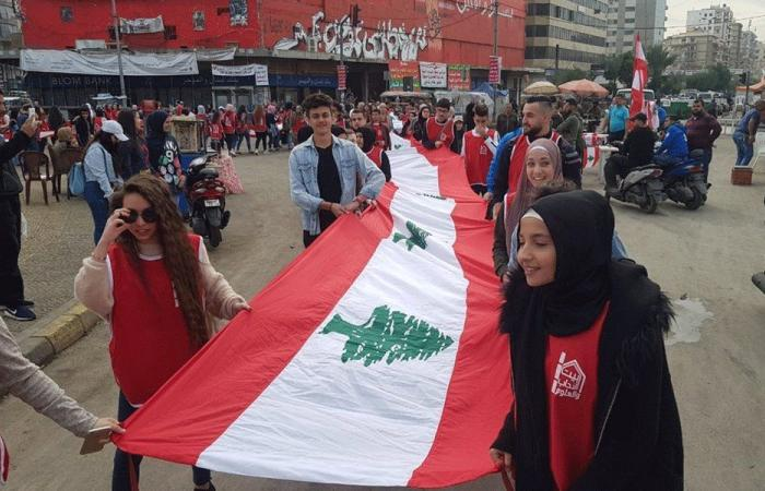 مسيرات في طرابلس احتفالا بعيد الاستقلال
