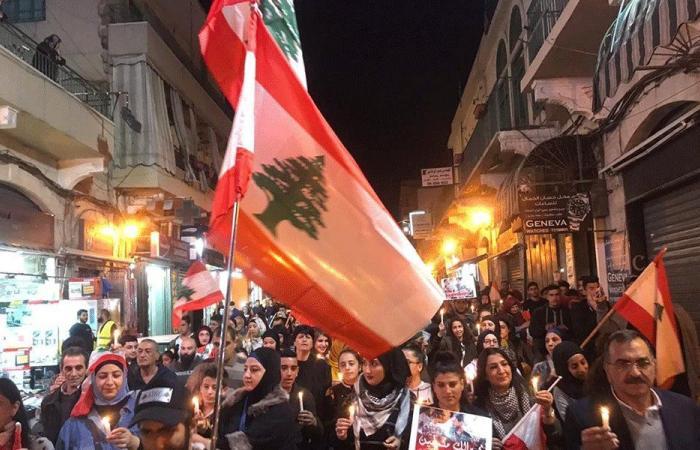 في ذكرى الاستقلال.. مسيرة لحراك بعلبك