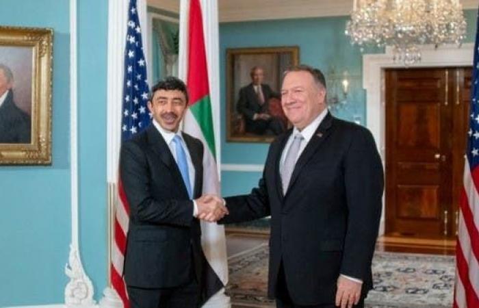 الخليح   مباحثات أميركية إماراتية حول دور إيران المزعزع للمنطقة