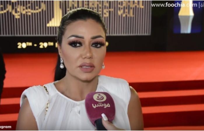 رانيا يوسف تعلق على استمرار الانتقادات.. وعن الزواج: أعوذ بالله!