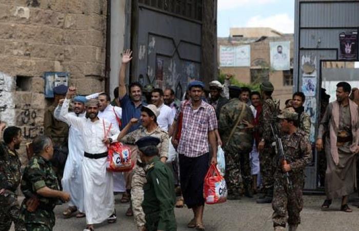 اليمن   التحالف: إطلاق سراح 200 أسير من ميليشيات الحوثي