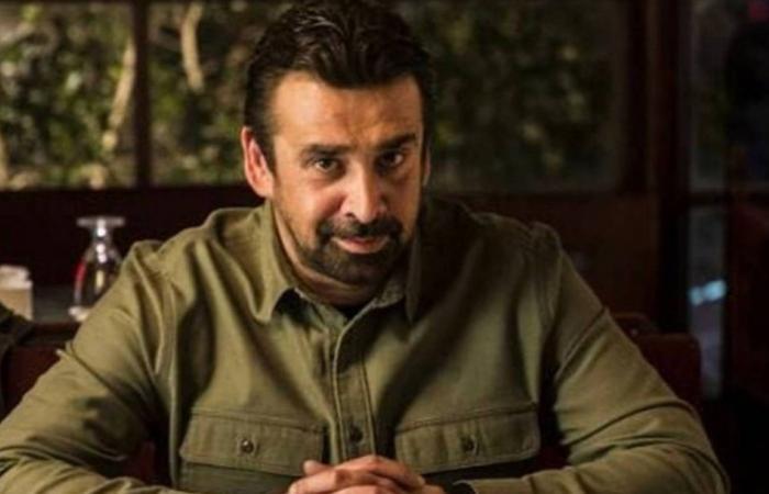 """كريم عبدالعزيز في كواليس فيلمه الجديد """"أصلع وبكرش""""!"""