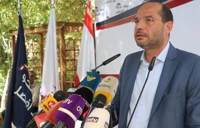 حسن مراد: علينا العمل لإعادة الحياة الكريمة إلى شعب وطننا