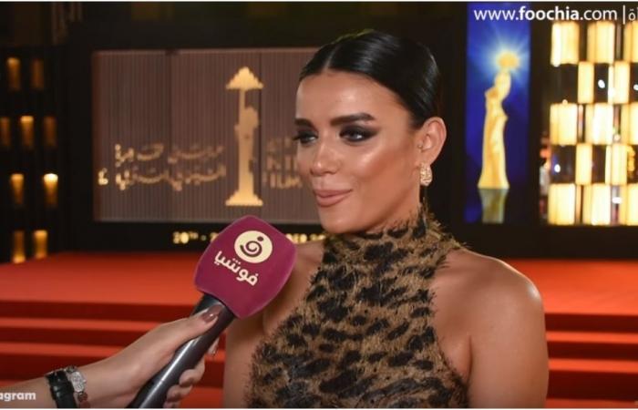 هبة السيسي: أصبحت باردة أمام الانتقادات.. ومسابقات الجمال بمصر سيئة!