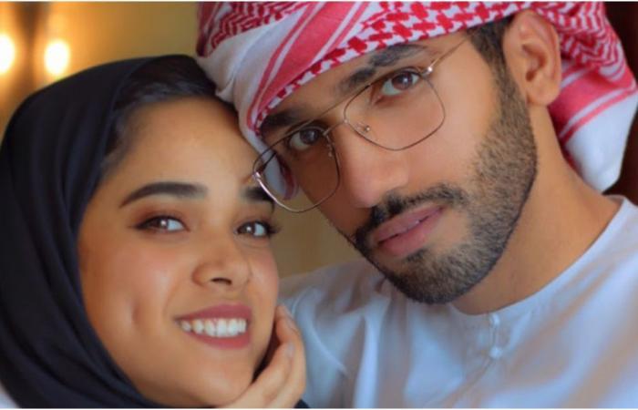 """مشاعل الشحي وأحمد خميس في """"بروفة"""" زفافهما الثاني.. شاهدي!"""