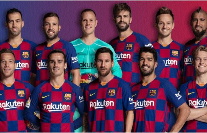 زوجات وصديقات لاعبي برشلونة 2019.. من أكثرهنّ جمالاً؟ (فيديو)