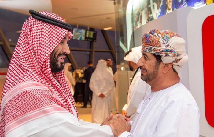 الخليح   محمد بن سلمان يشهد ختام بطولة العالم للفورمولا 1