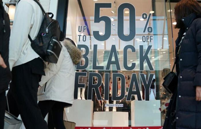 مبيعات 'الجمعة الأسود' في أميركا تسجل 7.4 مليار دولار