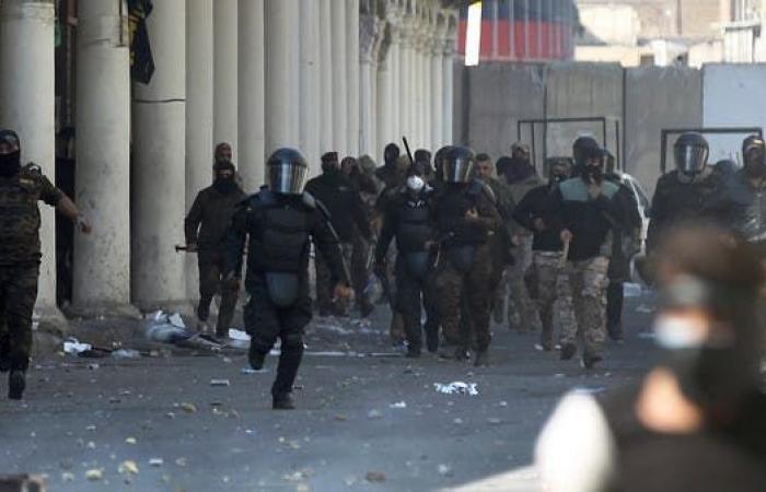 """العراق   واشنطن تدين الاستخدام """"المروع"""" للقوة ضد المتظاهرين بالعراق"""