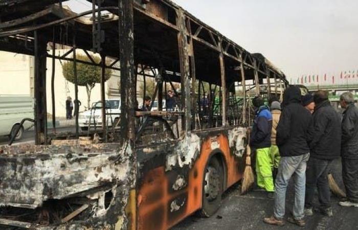 إيران | صحيفة أميركية: طهران واجهت أسوأ موجة اضطرابات منذ 40 عاما