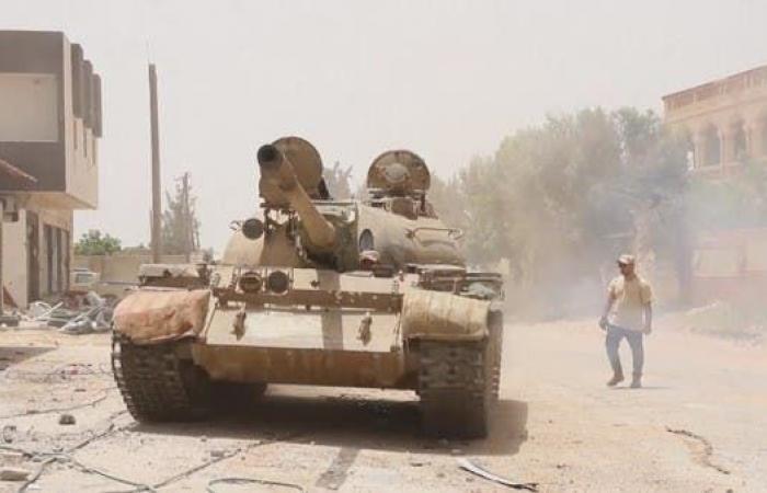الجيش الليبي يطالب مجلس الأمن بمواجهة أطماع تركيا